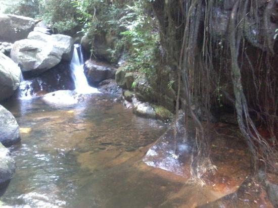 Mendanha Falls