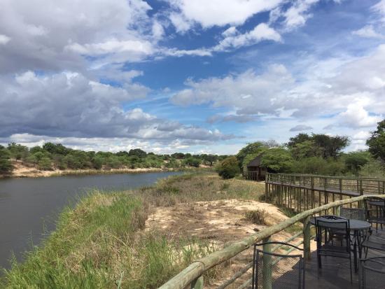 Blick Richtung Osten (Rundu)