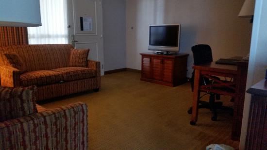 South San Francisco, Califórnia: Spacious living room