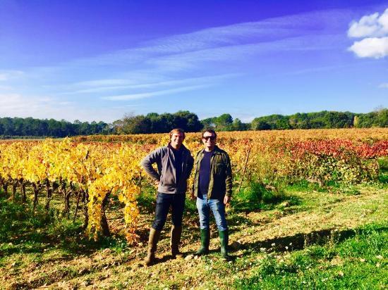Cotignac, Frankrijk: Chateau Carpe Diem Vineyards