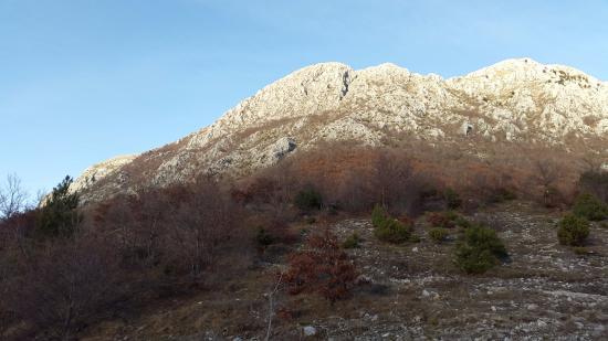 Gemeente Bar, Montenegro: Rumija mount