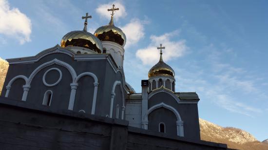 Gemeente Bar, Montenegro: Church on the Rumija mount