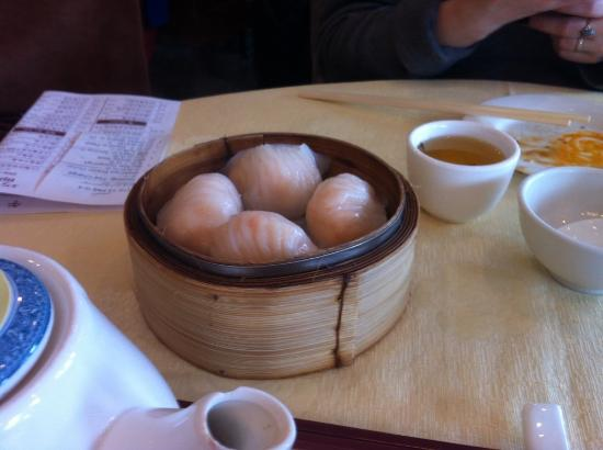 Happy Valley Seafood Restaurant: Shrimp dumplings