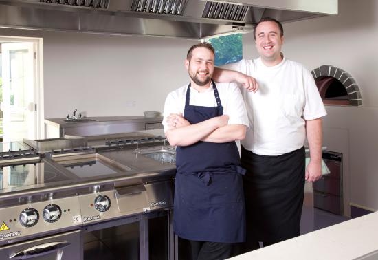 Faringdon, UK: Feature Open Kitchen