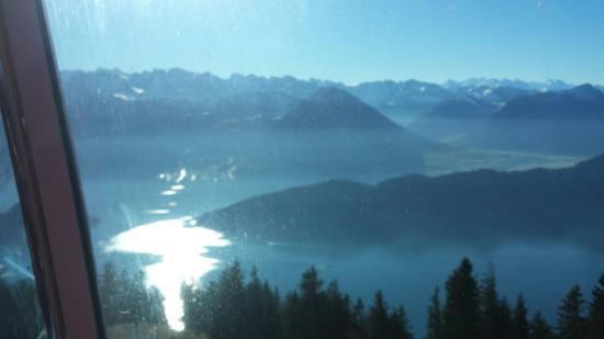 Rigi Kaltbad, Suiza: Super séjour