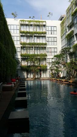 Love the swimming pool