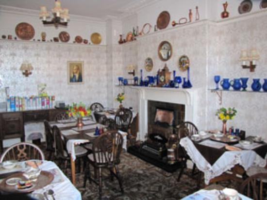 St. Agnes, UK: The Dining Room
