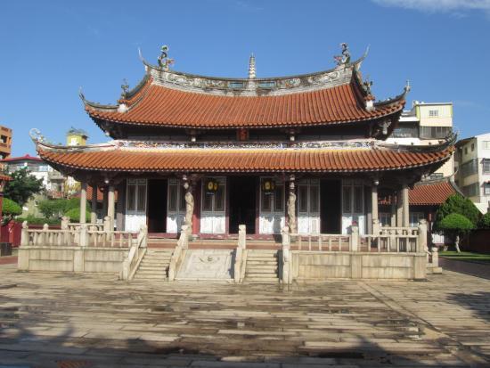 Changhua, Taiwan: 孔子廟です