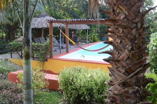 Santa Elena, Meksika: Espace piscine