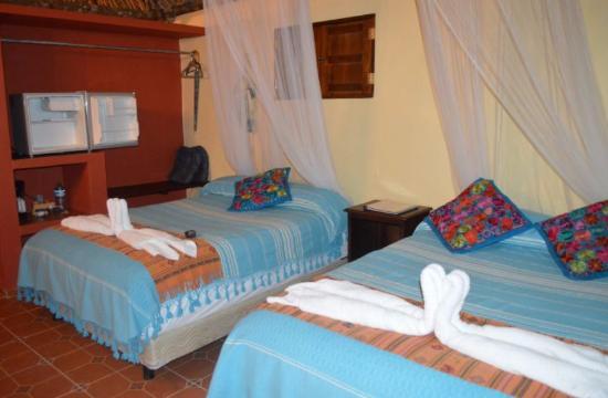 Santa Elena, Meksika: Bungalow n°8