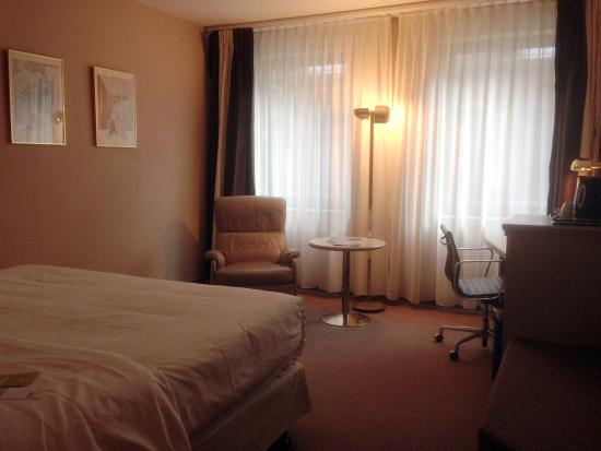 Four Points by Sheraton Brussels: Room 125, ground floor