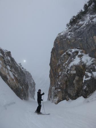 Alpspitz: Трасса с незабываемыми впечатлениями!