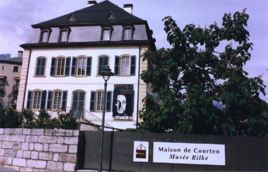 Sierre, Swiss: Maison de Courten
