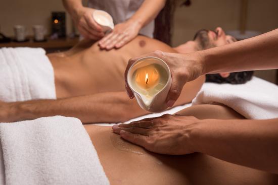 Dossobuono, إيطاليا: Massaggio