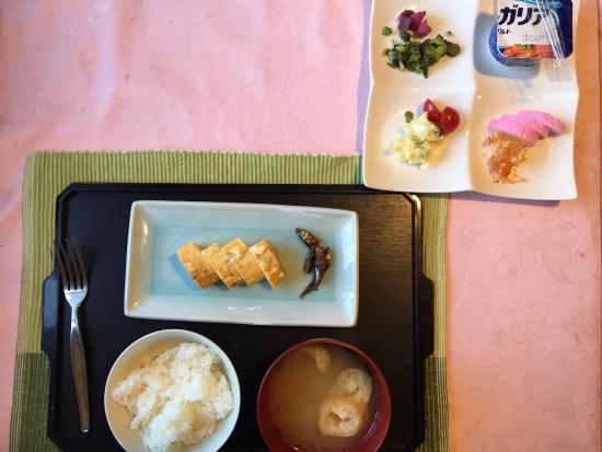 Pension Kulala: breakfast