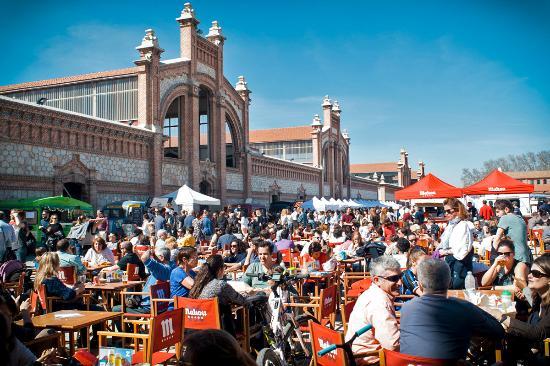 Mercado Central de Diseno