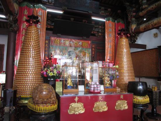 Changhua Kaihua Temple