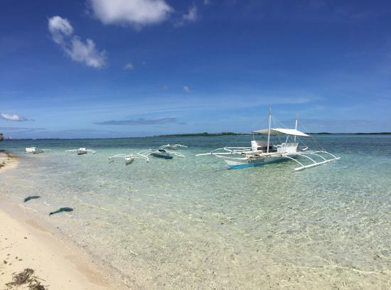 Lapu Lapu, Filippinerne: Lunch stop