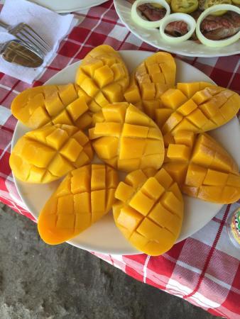 Lapu Lapu, Filippinerne: Delicious mango