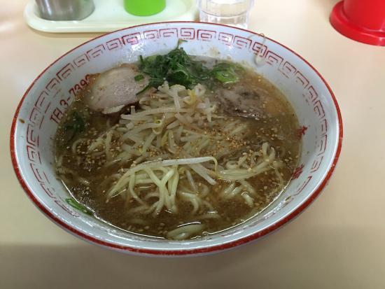 Saiki, Japón: 麺がモチモチ^_^