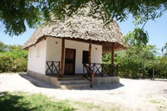 Msambweni, Kenia: Cottage from outside