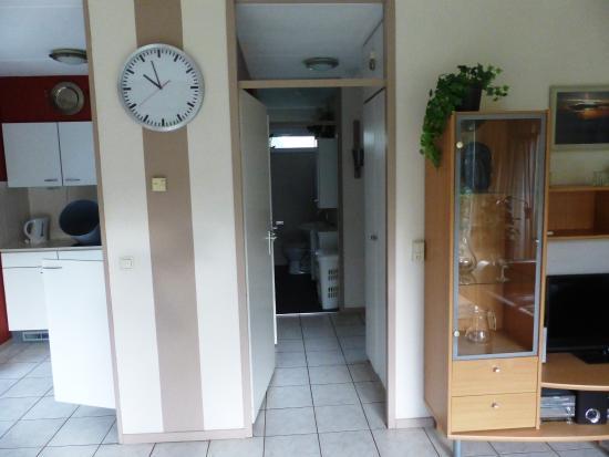 Eetkamer Keuken Open : Vlak naast de keuken de open eetkamer foto van villapark