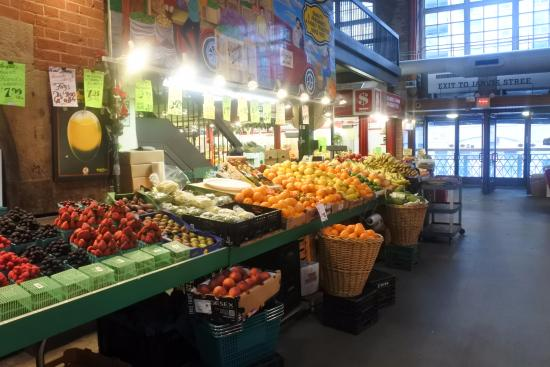 St. Lawrence Market: St.Lawrence Market - Jan 2016