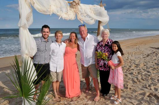 Flagler Beach, FL: Beach is amazing--
