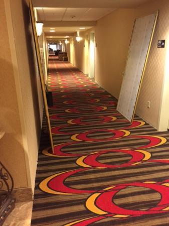 Hampton Inn & Suites Baton Rouge - I-10 East: New closet doors in the hallway