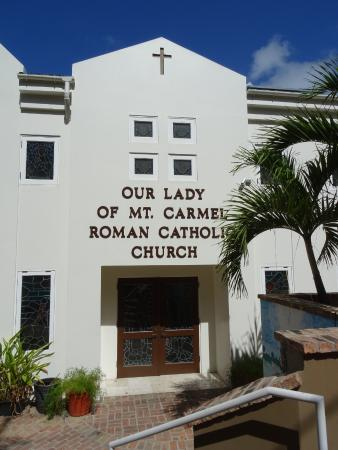‪Our Lady of Mount Carmel Catholic Church‬