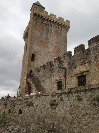 Foix, Prancis: le donjon il faut y monter!