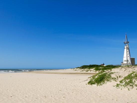 Dolphin Beach: O bonito Farol