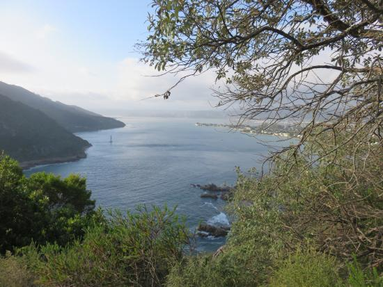 Knysna Heads: Vista da Lion's Head