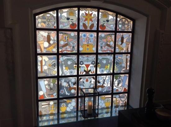 The Jane Antwerpen : Prachtig glas in lood bild von the jane antwerpen tripadvisor