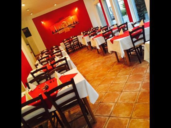 Hanau, Deutschland: Restaurant Namaskaar