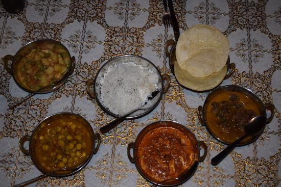 Indian Palace: Private Indian Dining Experince