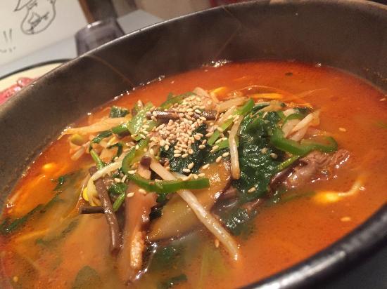 Katsushika, Japan: テグタン麺
