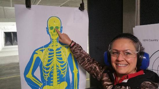 Sevier Indoor Shooting Range