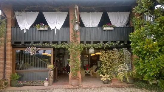 Agriturismo La Cascina: Entrata