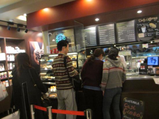 Yokkaichi, Giappone: スターバックスコーヒー Expasa御在所サービスエリア