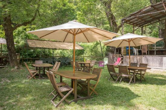 Ombleze, Γαλλία: Terrasse bucolique
