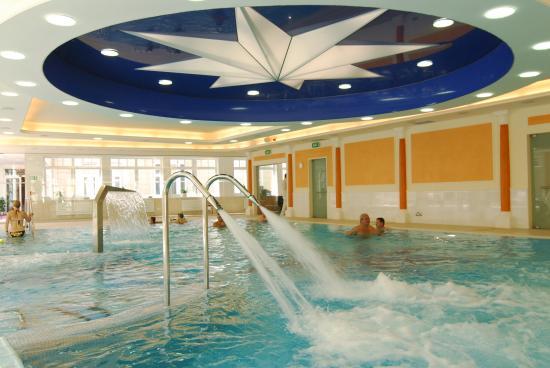 Danubius Health Spa Resort Hvezda and Imperial: Aqua-Wellness Centre Pool