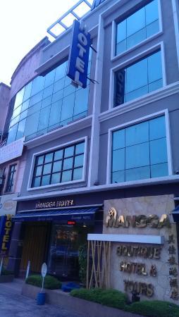 Sri Kembangan, Malasia: The Mangga Hotel