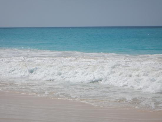 Meads Bay: Beautiful Turquoise Waters