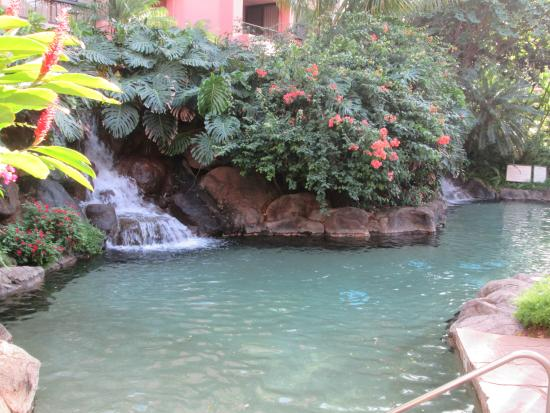 Kahana Falls Photo