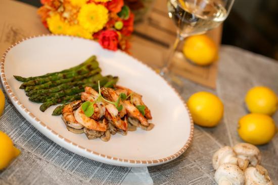 Sonoma Bistro : Camarones Grillados