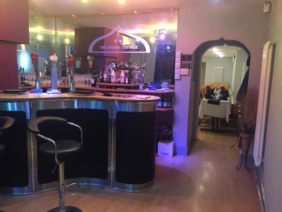 Kegworth, UK: Bar