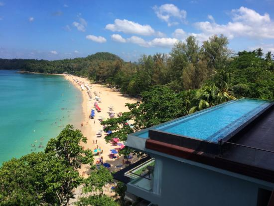 Surin Beach Resort Rooftop Swimming Pool