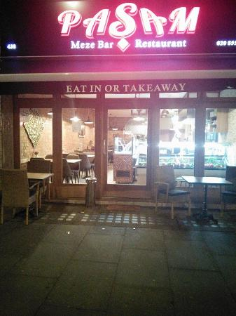 Chinese Restaurant In Cranbrook Road Ilford