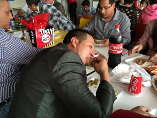 Ciudad Nezahualcóyotl, México: Excelentes la carnitas, un lugar higiénico, excelente sabor.